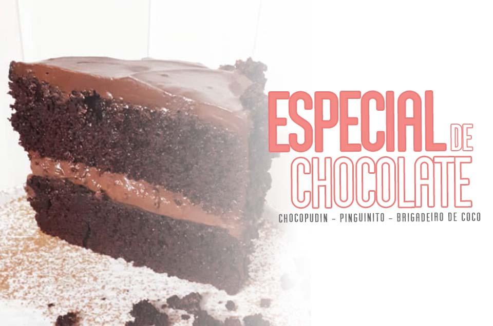 ESPECIAL DE CHOCOLATE